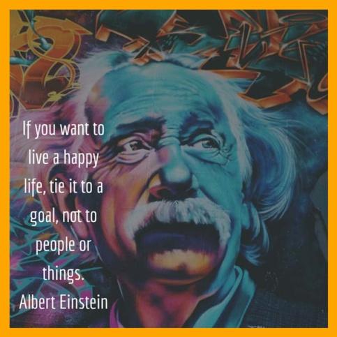 Albert-Einstein-on-Goals